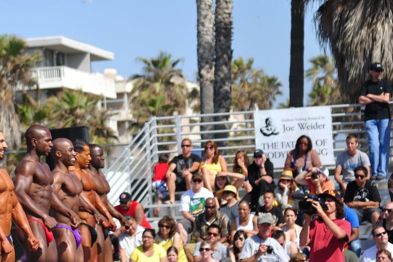 musclebeach-fitness-LA-Venice