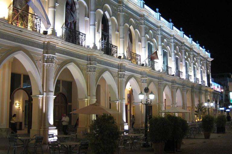 Museo de Arqueología de Alta montaña en la provincia de Salta