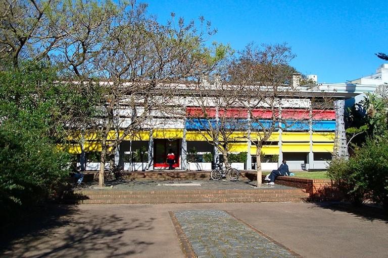 Museo Nacional de Artes Visuales, Montevideo, Uruguay