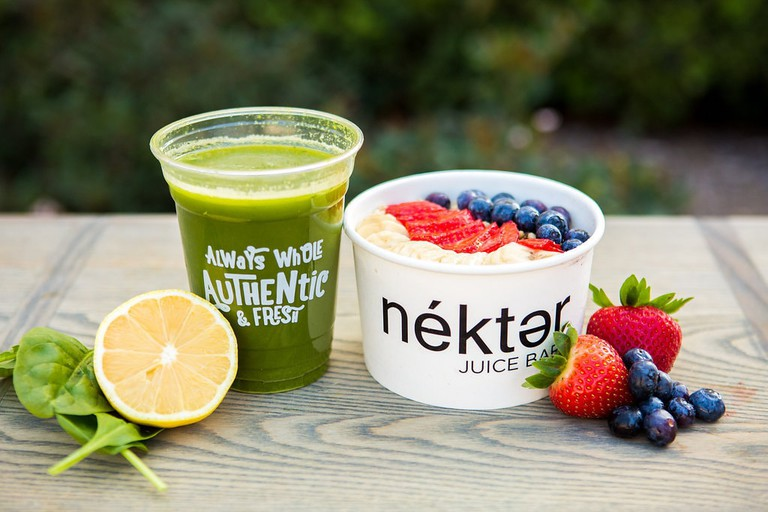 Nékter Juice Bar