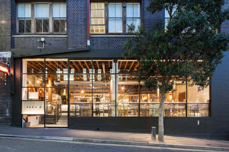 Nomad exterior, Surry Hills © Nomad