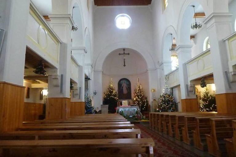 St. Caroline's Church