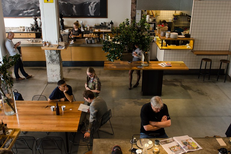 Paramount Coffee Project interior © PCP