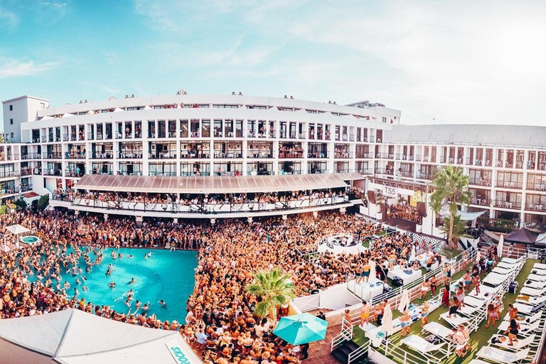 Ibiza Rocks Pool Party