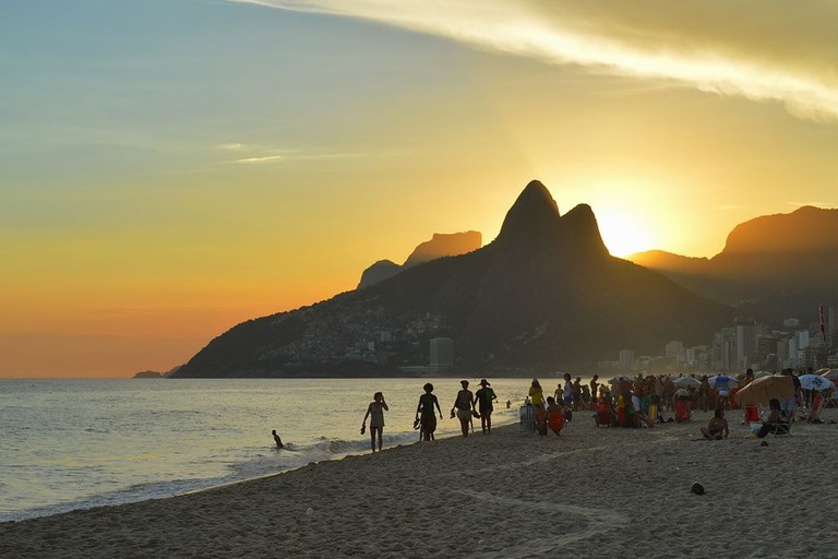 beachfront hotels in Rio de Janeiro