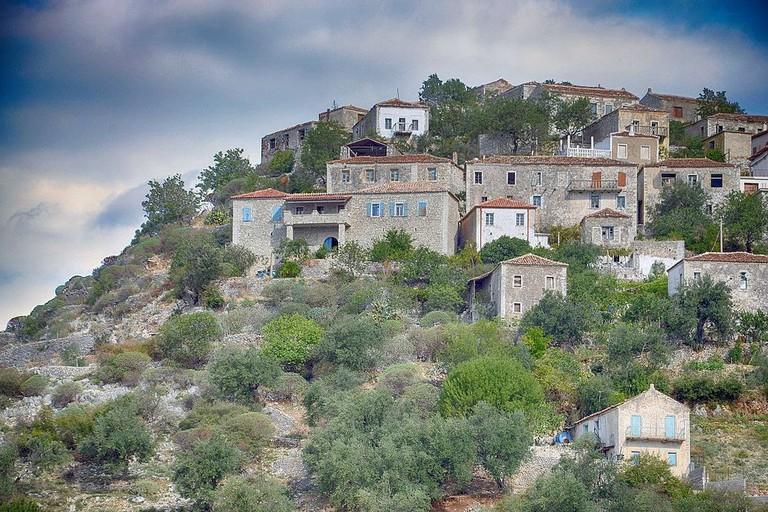 Qeparo-Albania