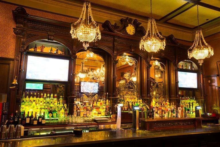 Rí Rá Las Vegas_Victorian Bar 1