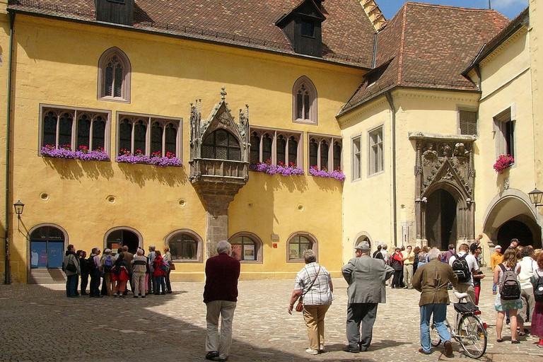 Regensburg,_Altes_Rathaus01
