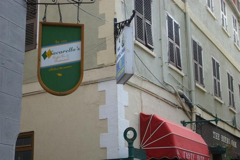 Sacarello's, Gibraltar