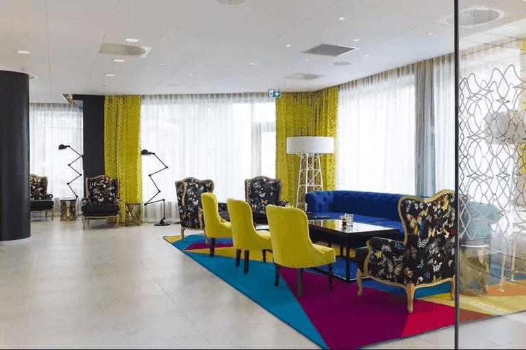 Lounge area at Thon Hotel Rosenkrantz Oslo