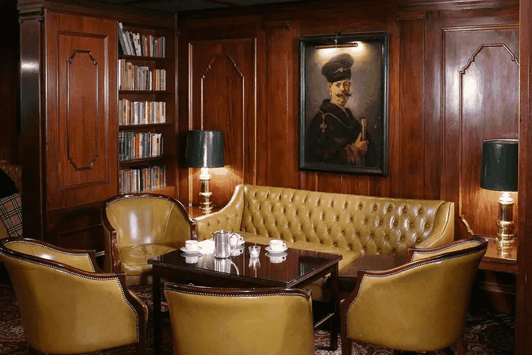 The Lobby Lounge at Hotel Bristol Oslo