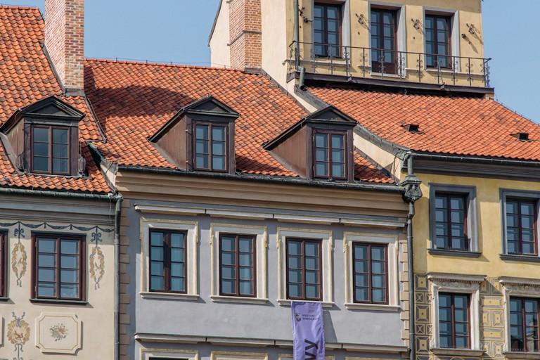 Neighbourhood shoot-Warsaw-Poland