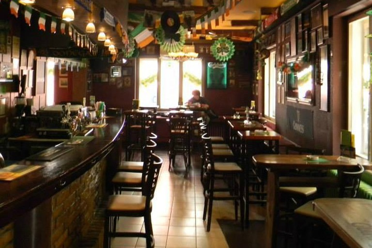 An Irish Pub, if you weren't aware