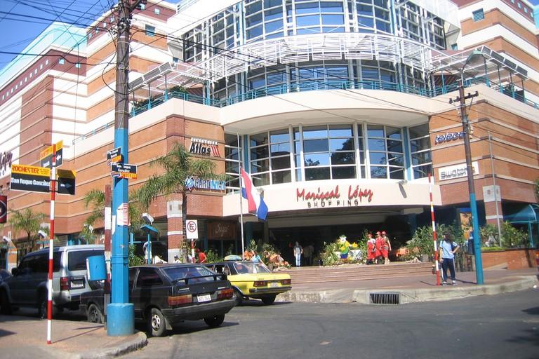 Shopping Center Asuncion Paraguay