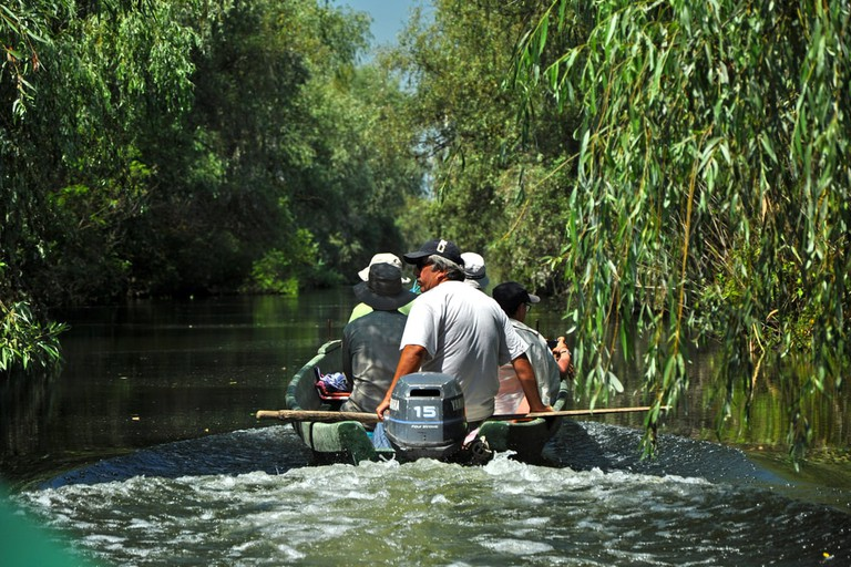Danube Delta Biosphere Reserve, Romania | © salajean/Shutterstock