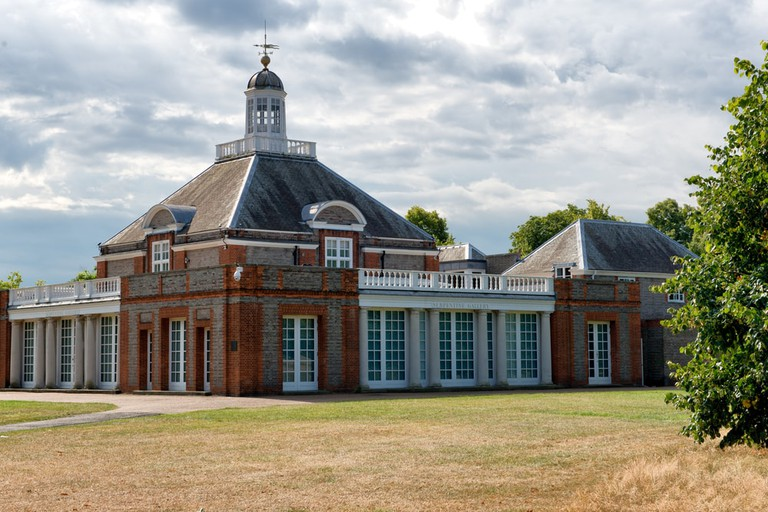 The Serpentine Gallery