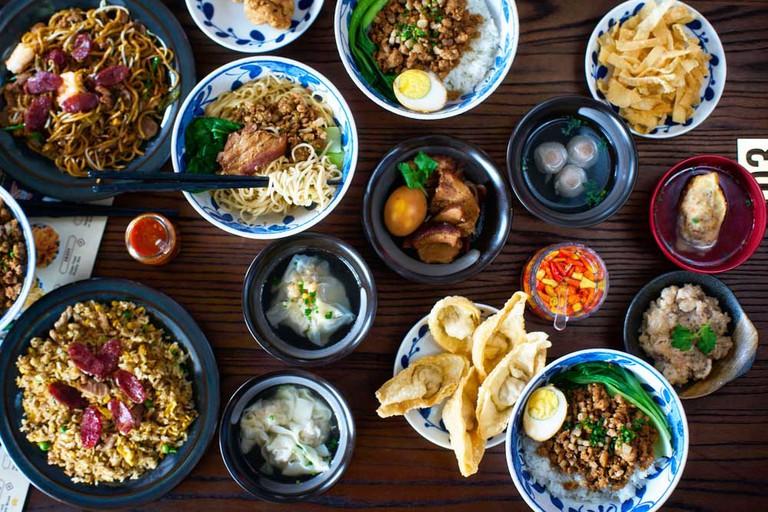 Chinese Hakka Cuisine