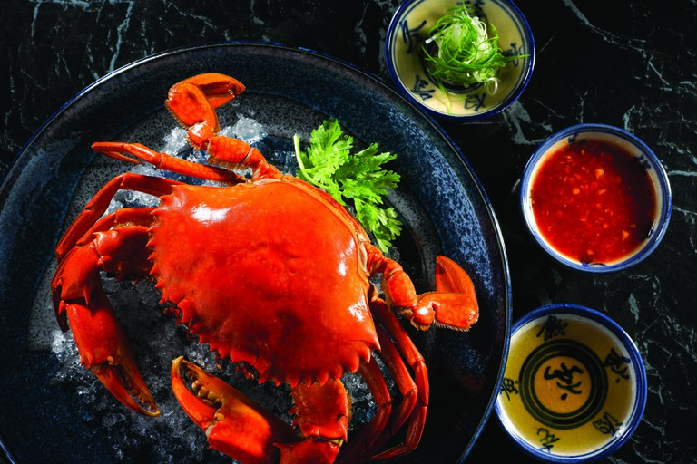 Chui Huay Lim Teochew Cuisine Cold Crab