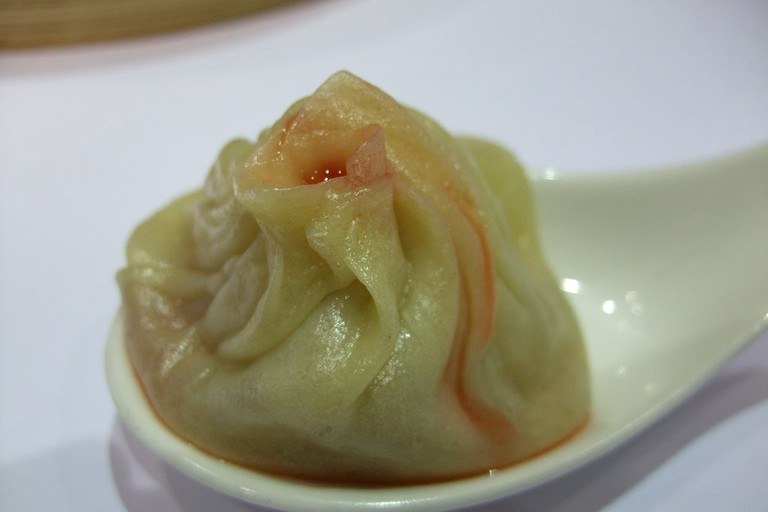 Soup dumpling | © Andrew Mager / Flickr