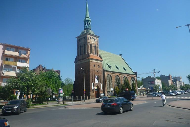 St Barbaras Church Gdansk Jonny Blair