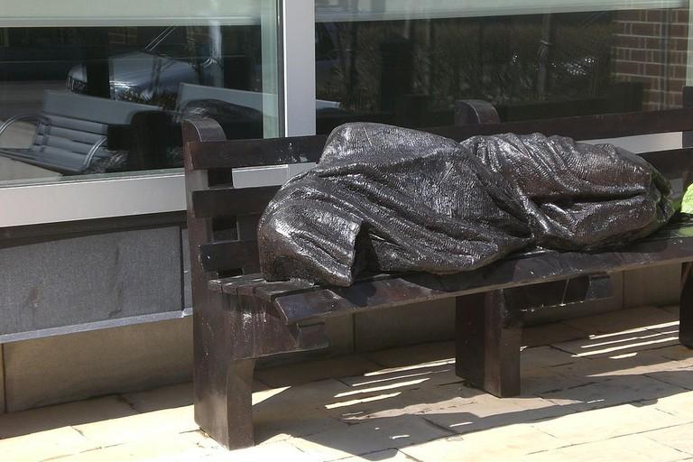 Christ the Homeless