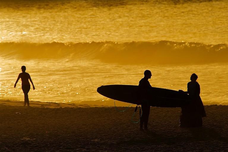 Sunrise at Bondi Beach © Taro Taylor / Flickr