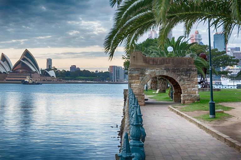 Sydney Harbour foreshore in Kirribilli © Nicki Mannix / Flickr