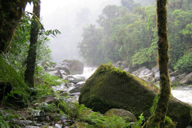 Tapantí National Park in Costa Rica