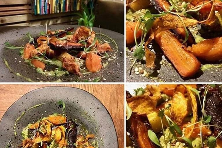 TDB carrots