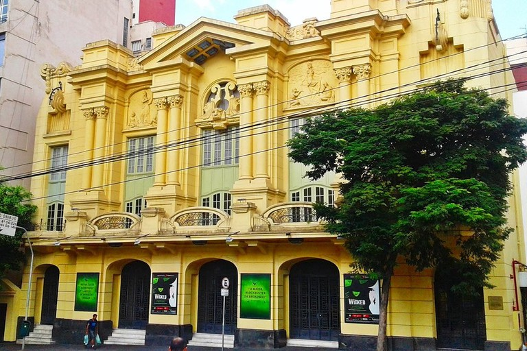 theater Sao Paulo Brazil