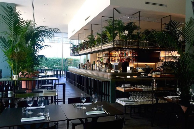 The Botanical Club on Via Tortona 33, Milan | Courtesy The Botanical Club