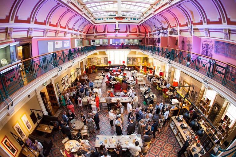 The Edwardian Tea Rooms, Birmingham