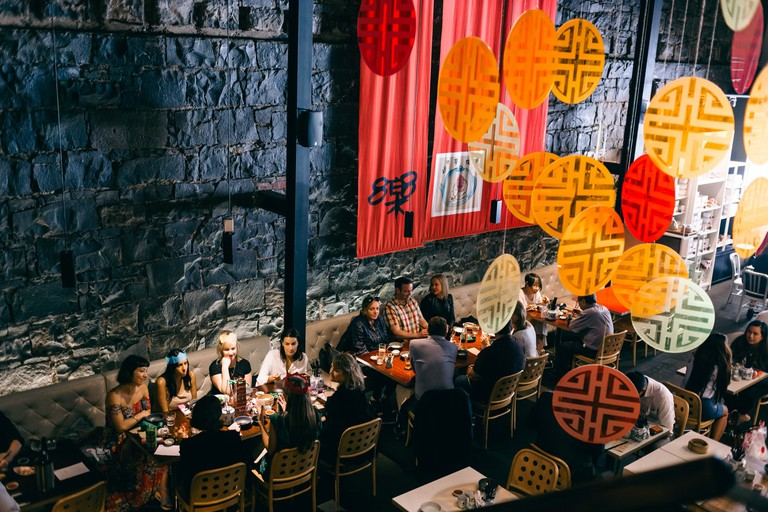 The Oriental Teahouse dining room © The Oriental Teahouse