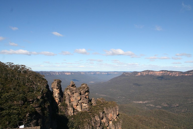 Three Sisters, Blue Mountains © Kim / Flickr