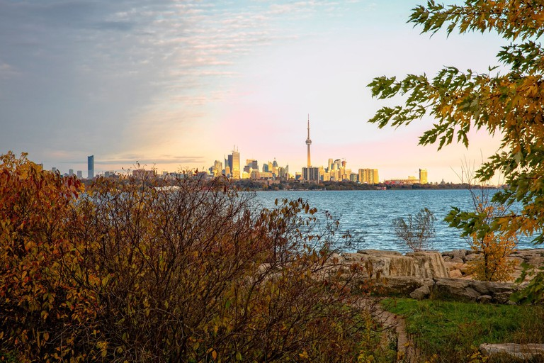 Toronto's best waterfront dining