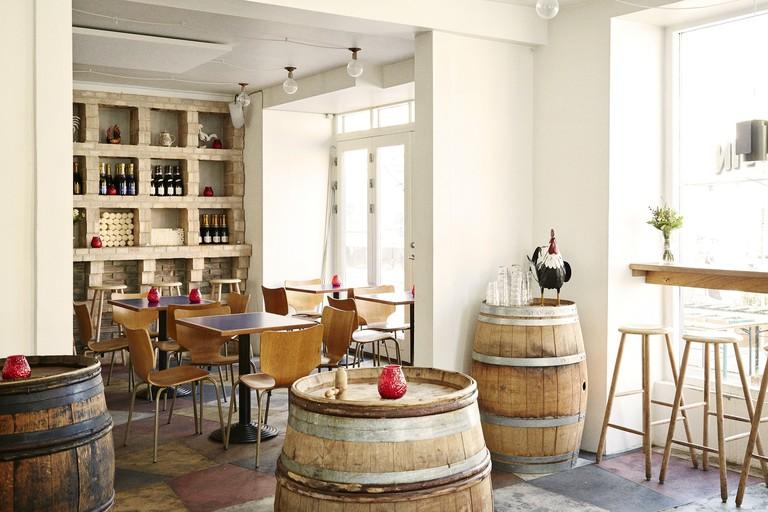 vinhanen wine bar Copenhagen