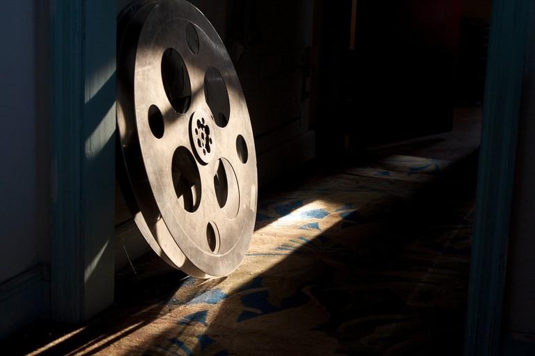 Vintage film reel © Nic McPhee / Flickr