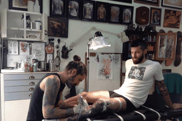 Vision tattoos