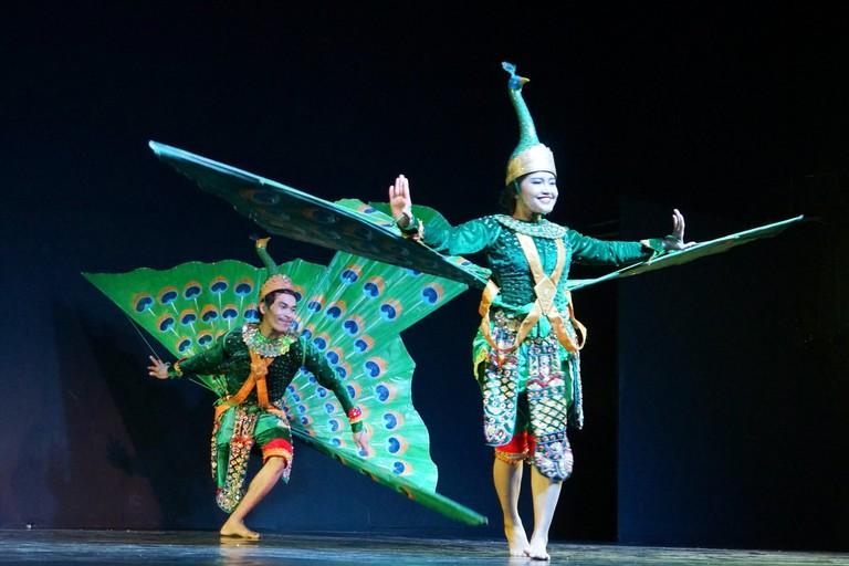 Cambodian Living Arts