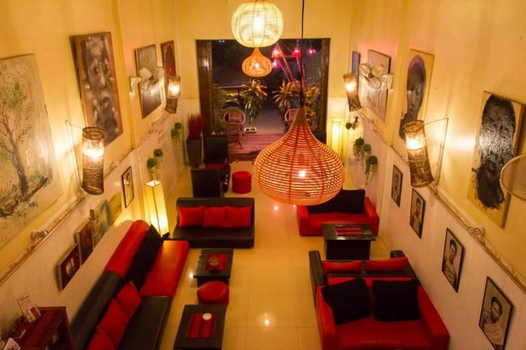 Choco L'Art Cafe