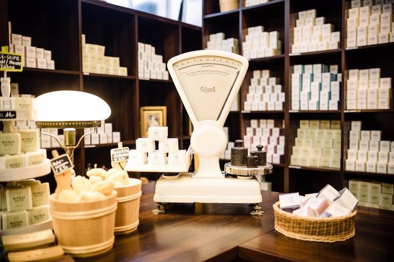The soap shop