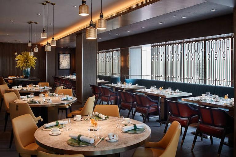 Ying Jee Club Hong Kong Michelin