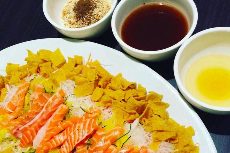 Yue Chinese Restaurant © Courtesy of Yue