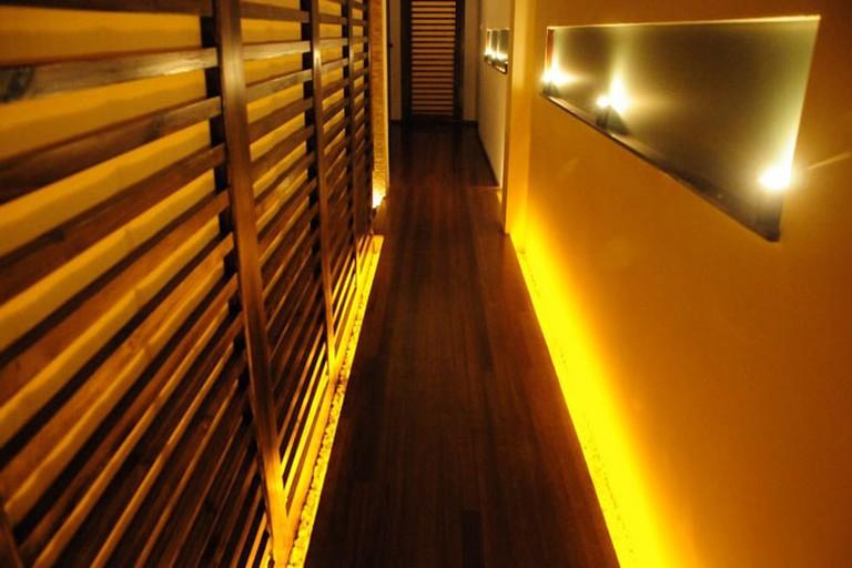 Zen Massage Interior