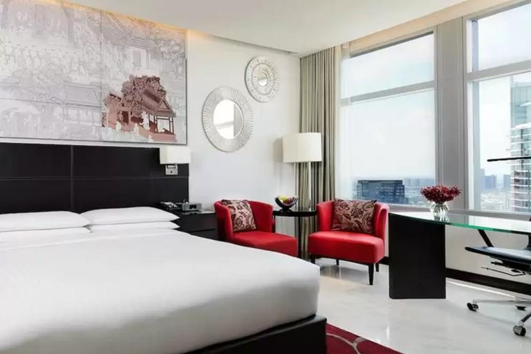 Bangkok Marriott Hotel Sukhumvit, Khlong tan Nuea