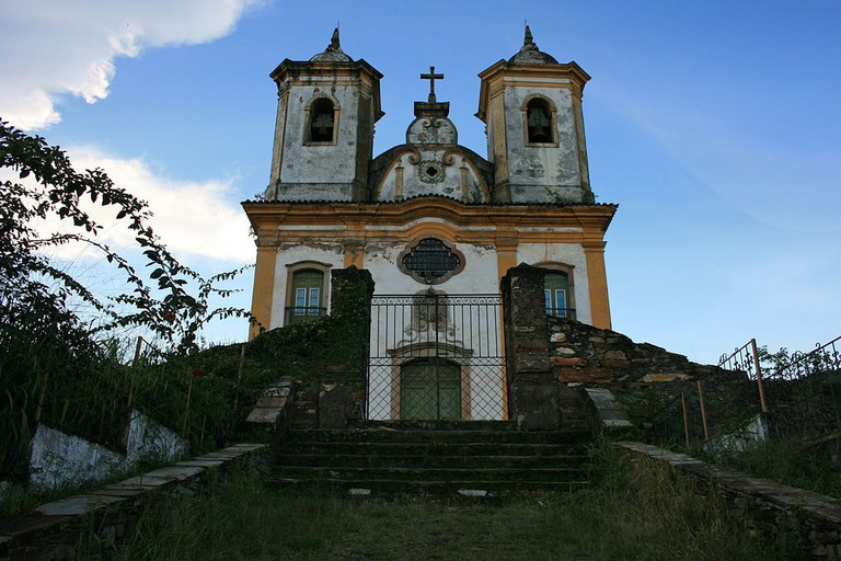 top attractions in Ouro Preto