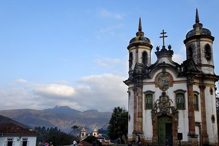 top attractions Ouro Preto Brazil