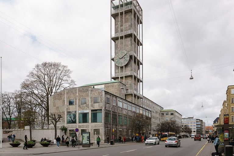 aarhus city hall arne jacobsen architecture