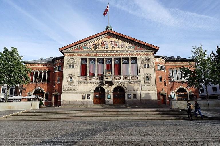 Aarhus_Teater architecture Aarhus
