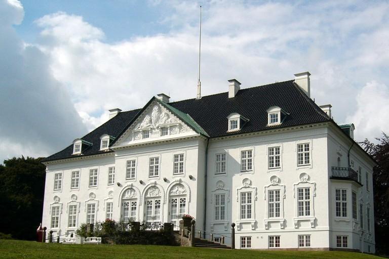 marselisborg palace architecture